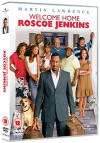 Welcome Home Roscoe Jenkins (DVD) - Cover