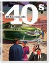 All-American Ads of the 40s (Hardcover)