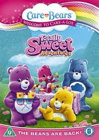 Care Bears: Totally Sweet Adventures (DVD) - Cover