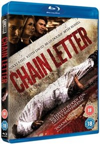 Chain Letter (Blu-ray) - Cover