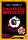 Four Flies On Grey Velvet (DVD)