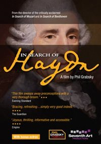 In Search of Haydn (DVD) - Cover