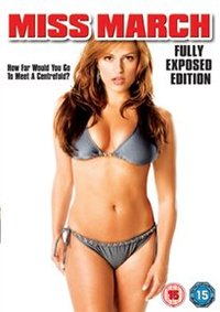 Miss March (DVD) - Cover