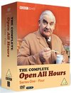Open All Hours: The Complete Series 1-4 (DVD)