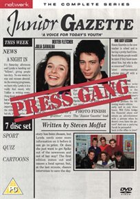 Press Gang: The Complete Series 1-5 (DVD)