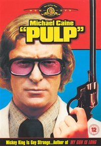 Pulp (DVD) - Cover