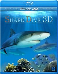 Shark Dive (Blu-ray) - Cover