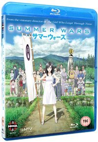 Summer Wars (Blu-ray) - Cover