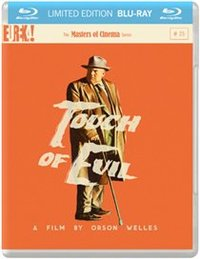 Touch of Evil - The Masters of Cinema Series (Blu-ray) - Cover