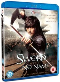 Sword With No Name (Blu-ray) - Cover