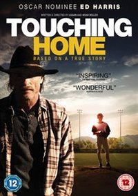 Touching Home (DVD) - Cover