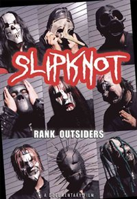 Slipknot: Rank Outsiders (DVD) - Cover