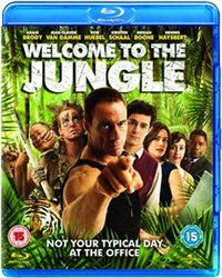 Welcome to the Jungle (Blu-ray) - Cover