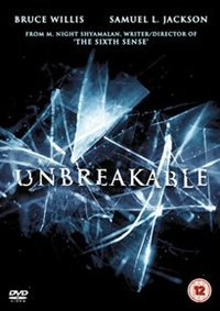 Unbreakable (DVD) - Cover