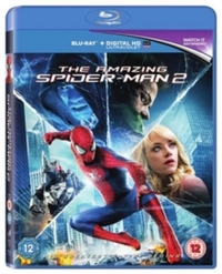 The Amazing Spider-Man 2 (CD) - Cover