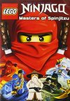 LEGO Ninjago - Masters of Spinjitzu (DVD) Cover