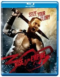 300: Rise of an Empire (Blu-ray) - Cover