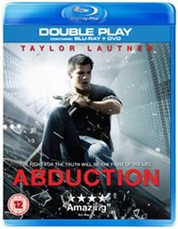 Abduction (Blu-ray) - Cover