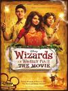Wizards Of Waverly Place - The Movie (DVD) Cover