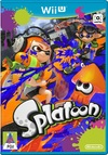 Splatoon (Wii U) Cover
