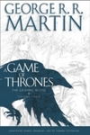 Game of Thrones: Graphic Novel, Volume Three - George R. R. Martin (Hardcover) Cover