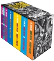 Harry Potter Boxed Set: the Complete Collection Adult Paperback - J. K. Rowling (Multiple copy pack) - Cover