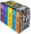 Harry Potter Boxed Set: the Complete Collection Adult Paperback - J. K. Rowling (Multiple copy pack) Cover