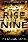 Rise of Nine - Pittacus Lore (Paperback)