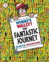 Where's Wally? the Fantastic Journey - Martin Handford (Paperback)