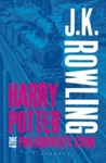 Harry Potter and the Philosopher's Stone - J. K. Rowling (Paperback)