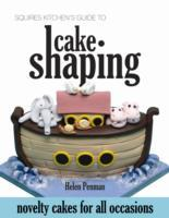 Squires Kitchen's Guide to Cake Shaping - Helen Penman (Hardcover) - Cover
