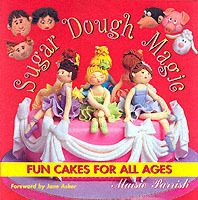 Sugar Dough Magic - Maisie Parrish (Hardcover) - Cover