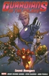 Guardians of the Galaxy Volume 1: Cosmic Avengers - Brian Michael Bendis (Paperback)