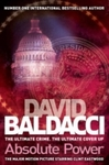 Absolute Power - David Baldacci (Paperback)