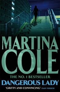 Dangerous Lady - Martina Cole (Paperback) - Cover
