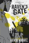 Power of Five: Raven's Gate - the Graphic Novel - Anthony Horowitz (Paperback)