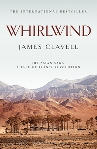 Whirlwind - James Clavell (Paperback) - Cover