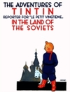 Tintin In the Land of the Soviets - Herge (Hardcover) Cover
