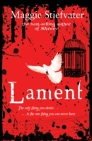 Lament - Maggie Stiefvater (Paperback) - Cover