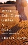 When Rain Clouds Gather and Maru - Bessie Head (Paperback)