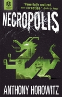 The Power of Five: Necropolis - Anthony Horowitz (Paperback) - Cover