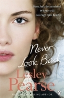 Never Look Back - Lesley Pearse (Paperback) - Cover