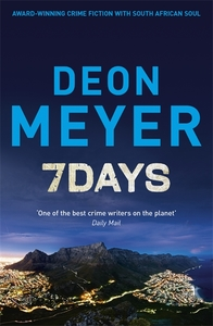 7 Days - Deon Meyer (Paperback)