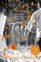 Torn - Amanda Hocking (Paperback) - Cover