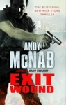 Exit Wound - Andy Mcnab (Paperback)