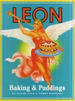 Leon: Baking & Puddings - Claire Ptak (Hardcover) - Cover