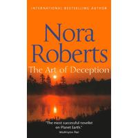Art of Deception - Nora Roberts (Paperback)