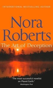 Art of Deception - Nora Roberts (Paperback) - Cover