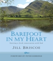 Barefoot In My Heart - Jill Briscoe (Paperback) - Cover