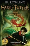 Harry Potter and the Chamber of Secrets - J. K. Rowling (Hardcover)